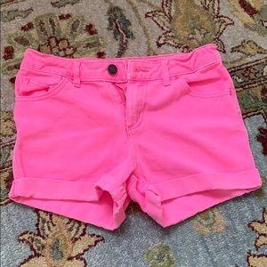 Cherokee kids shorts
